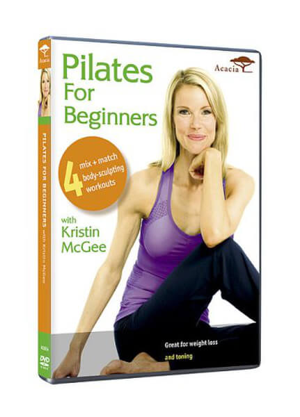 Pilates For Beginners Dvd Zavvi
