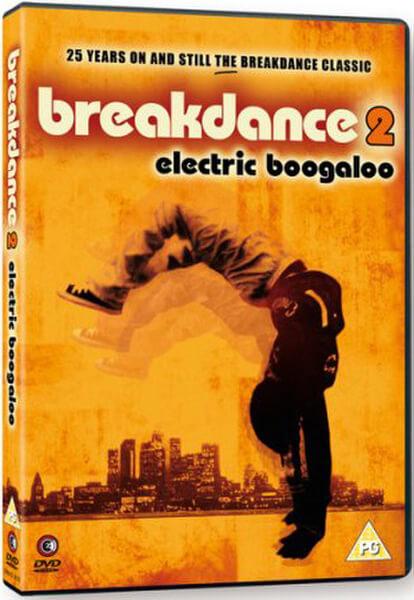 Breakdance 2 Electric Boogaloo Dvd Zavvi