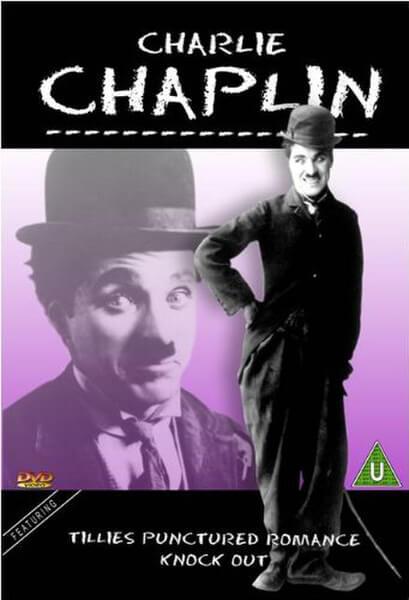 CHARLIE CHAPLIN COLLECTION 2 DVD | Zavvi