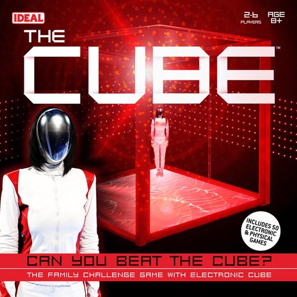 John Adams The Cube Board Game Toys Zavvi