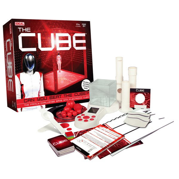 John Adams The Cube Board Game Toys Zavvi