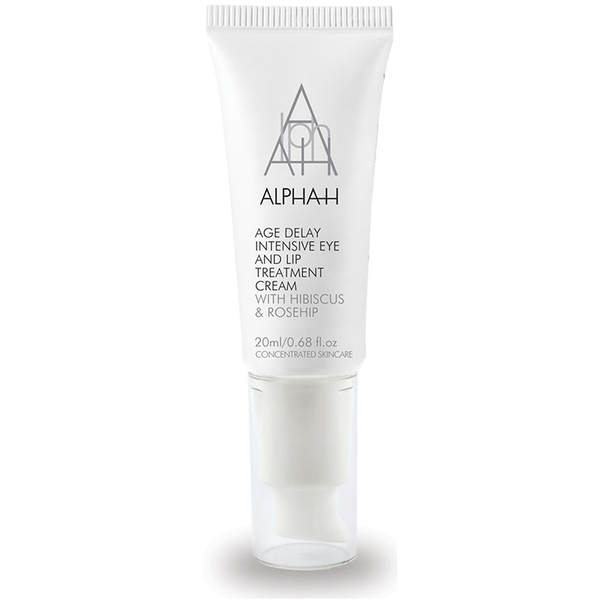 Alpha-H Age Delay Intensive Eye & Lip Treatment soin anti-âge intensif yeux et lèvres 20ml