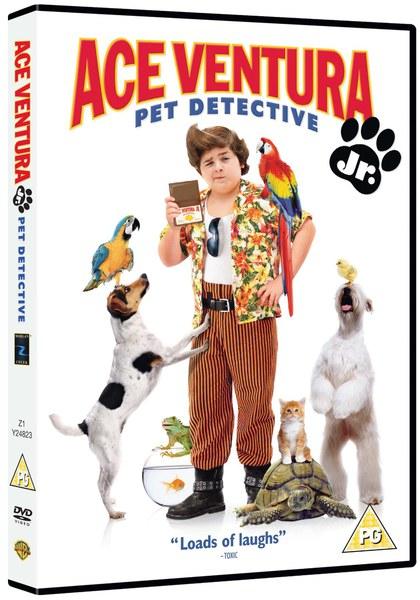 Ace Ventura Jr Pet Detective Dvd Zavvi