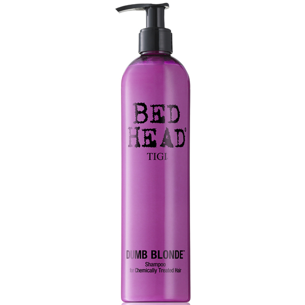 Tigi Bed Head Dumb Blonde Shampoo (Blondpflege) 400ml