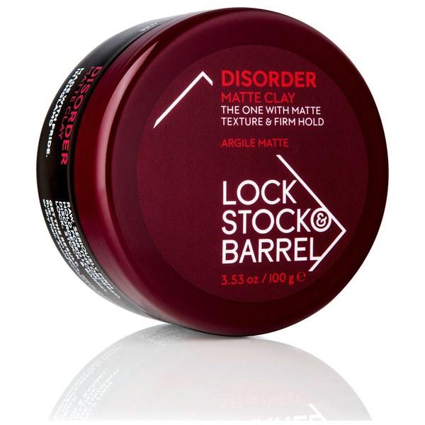 Lock Stock & Barrel Disorder Boue Crue 100g