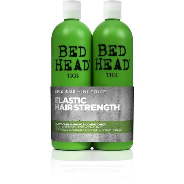TIGI Bed Head Elasticate Tween Duo (2x750ml) (Worth £49.45)