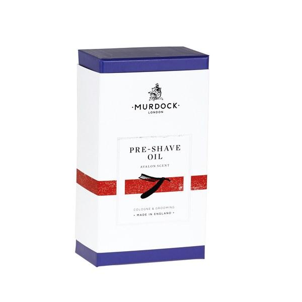 Aceite para antes del afeitado de Murdock London 100 ml