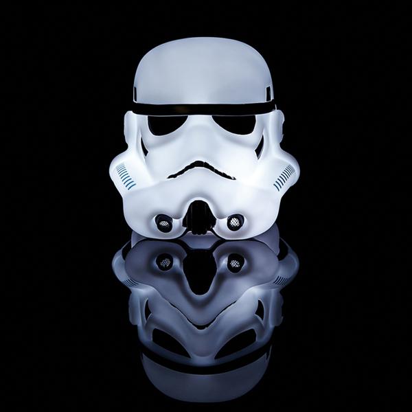 Star Wars Stormtrooper Adult Small Mood Light - White