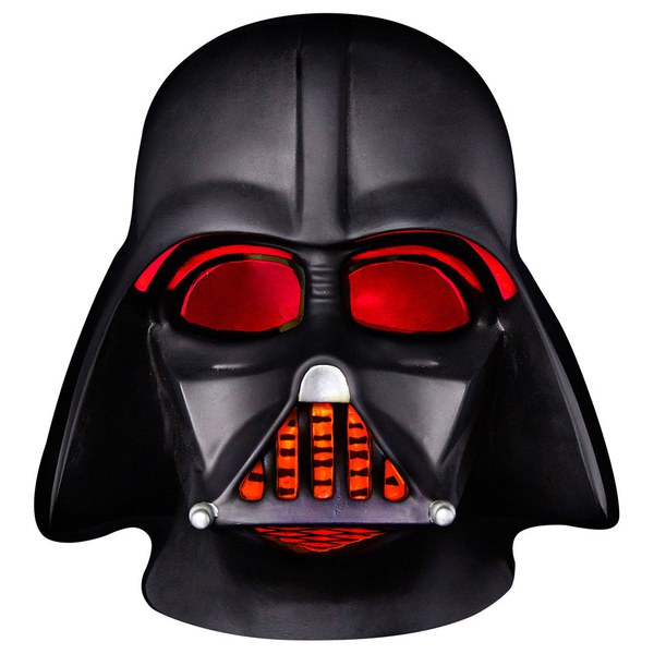 Star Wars Darth Vader Adult Small Mood Light Black IWOOT