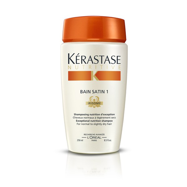 K rastase nutritive irisome bain satin 1 250ml free for Bain miroir 1 kerastase