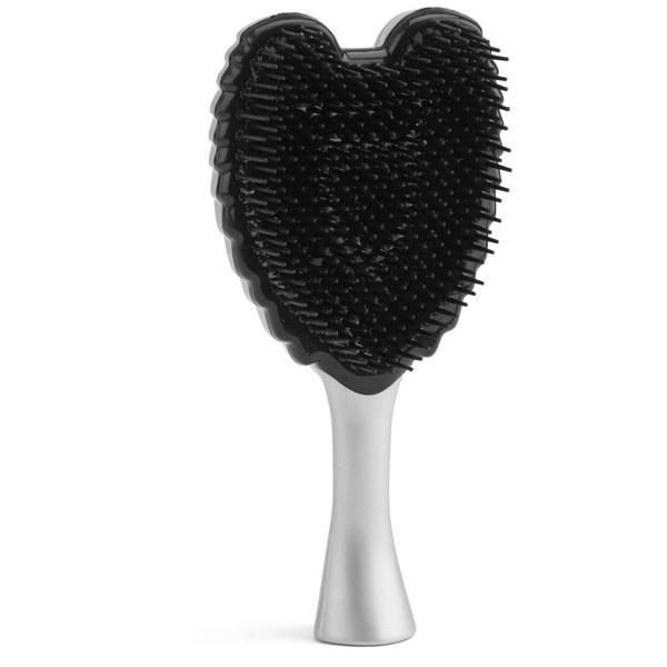 Tangle Cherub Hair Brush for Kids - Silver/Black