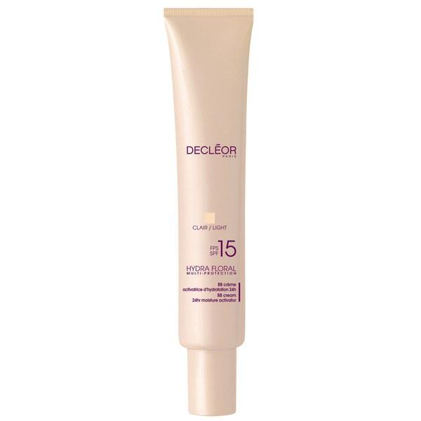 DECLÉOR BB Cream 24 Hour Moisture Activator LSF15 -Hell