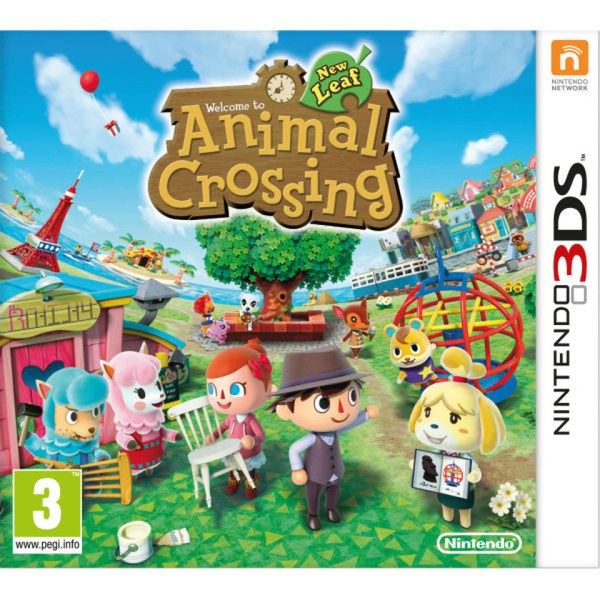 Animal Crossing™: New Leaf - Digital Download | Nintendo ...
