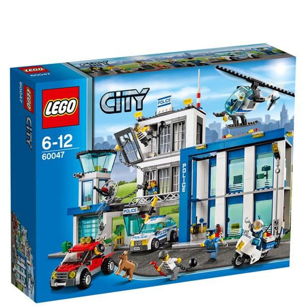 LEGO City Police: Police Station (60047)
