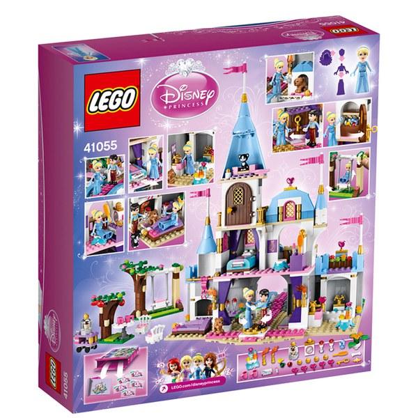 Toys For Romance : Lego disney princess cinderella s romantic castle