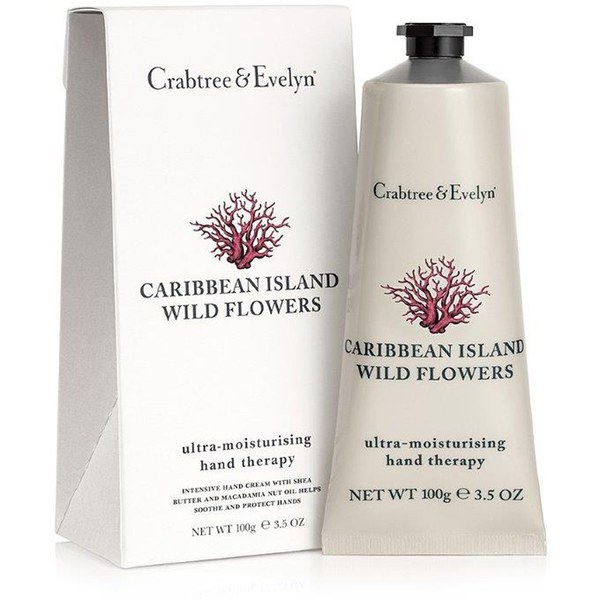 Crabtree & Evelyn Caribbean Island Wild Flowers Hand Thearpy (100g)