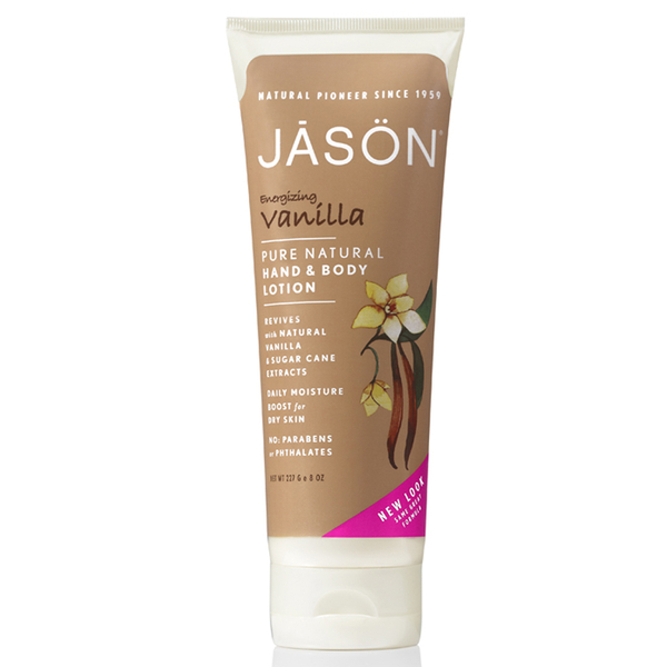 JASON Energizing Vanilla Hand & Body Lotion 227g