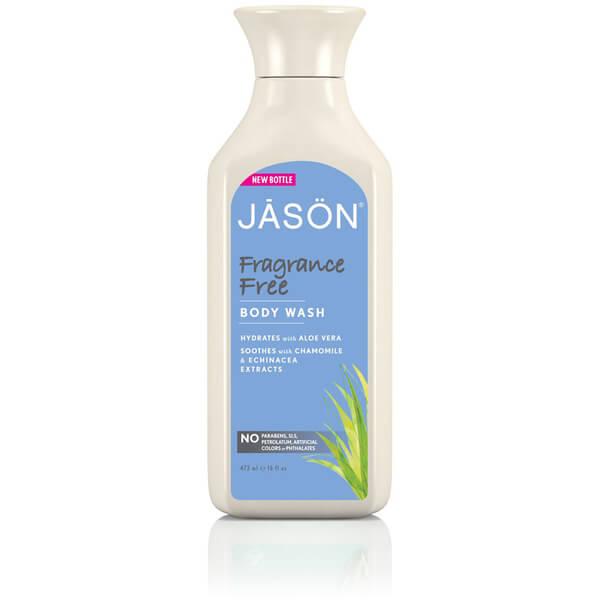 Jason fragrance free body wash