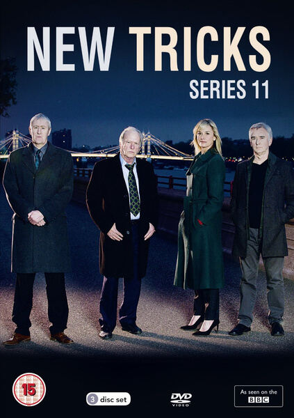 New Tricks Series 11 Dvd Zavvi