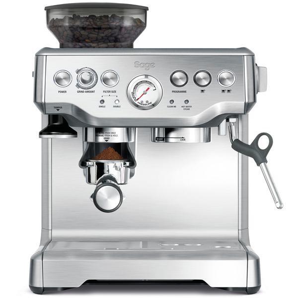 Sage by Heston Blumenthal BES870UK Barista Express Bean-to-Cup Coffee Machine
