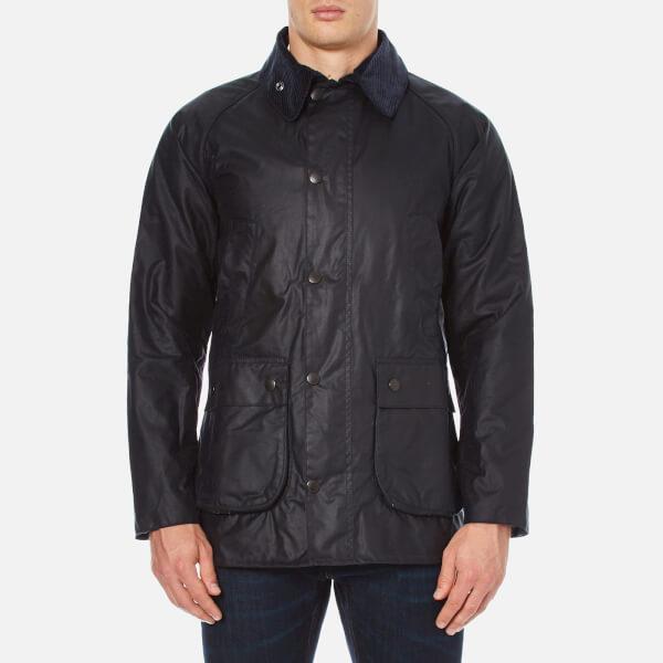 Barbour Heritage Men's SI Bedale Wax Jacket - Navy