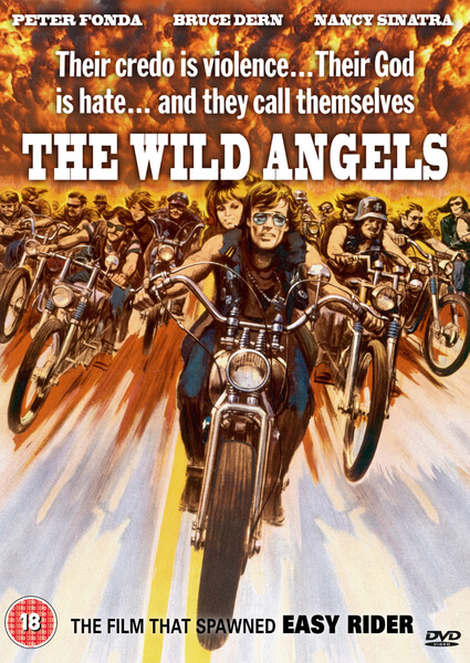 The Wild Angels 50th Anniversary Edition Dvd Zavvi