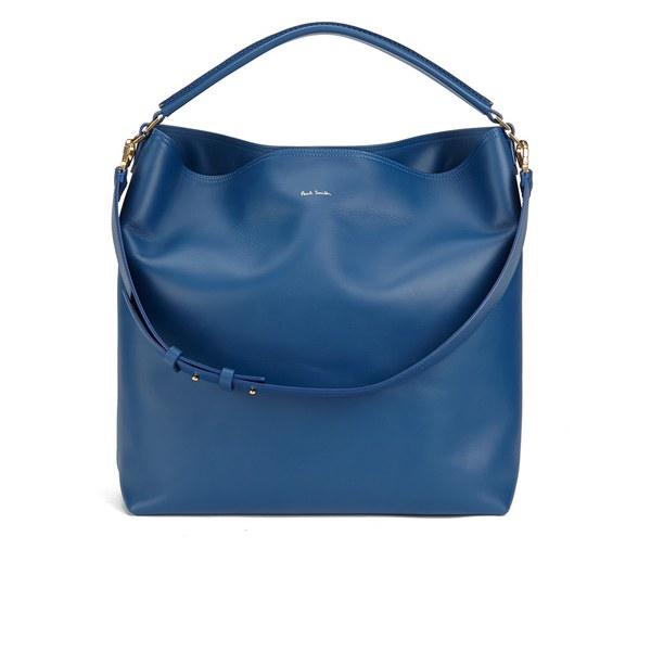 Paul Smith Accessories Hobo Bag - Royal Blue - Free UK Delivery over ...
