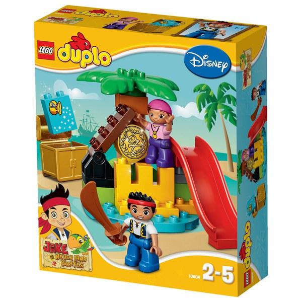 Duplo Jake And The Neverland Pirates Treasure Island