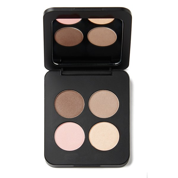 Youngblood Pressed Mineral Eyeshadow Quad - Shanghai Nights
