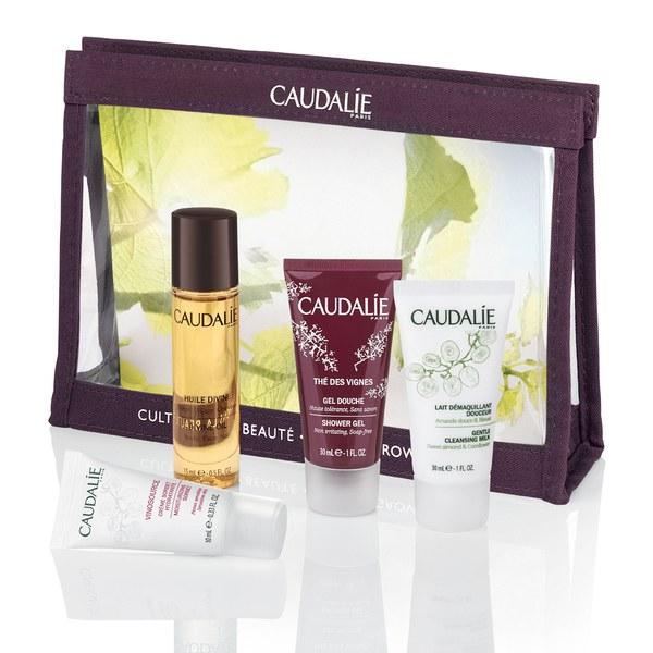 Caudalie Travel Set (Worth £17.10): Image 01