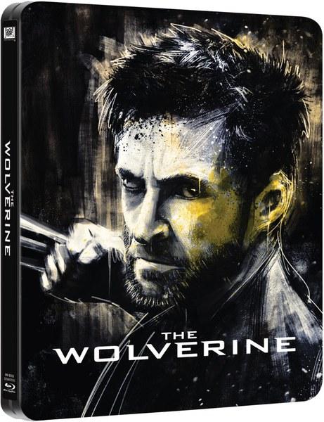 The Wolverine Steelbook Edition Blu Ray Zavvi Com