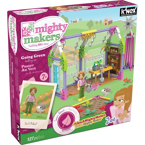 K'NEX Mighty Makers Going Green (43551)