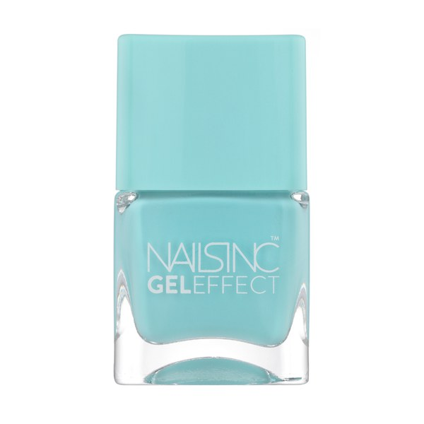 Nails inc. Esmalte de uñas Queens Garden Gel Effect(14 ml)