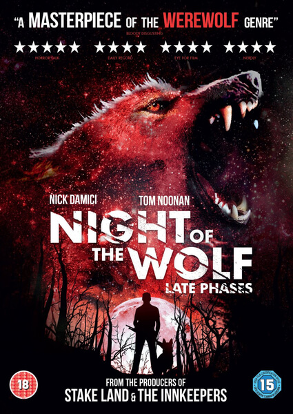 Late Phases Night Of The Wolf Dvd Zavvi
