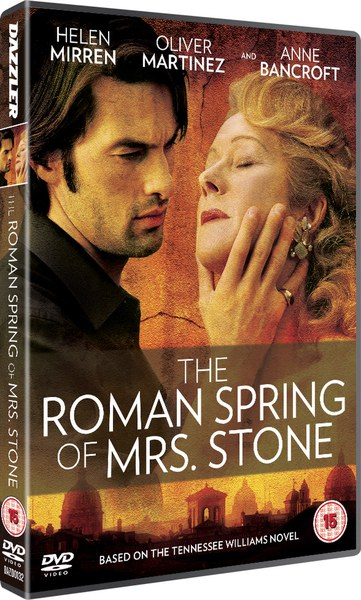 The Roman Spring Of Mrs Stone Dvd Zavvi