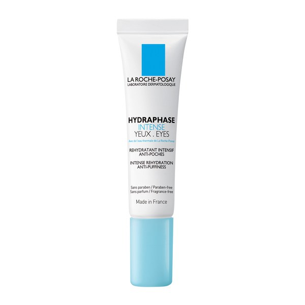 La Roche-Posay Hydraphase soin contour des yeux rehydratant intensif anti-poches 15ml