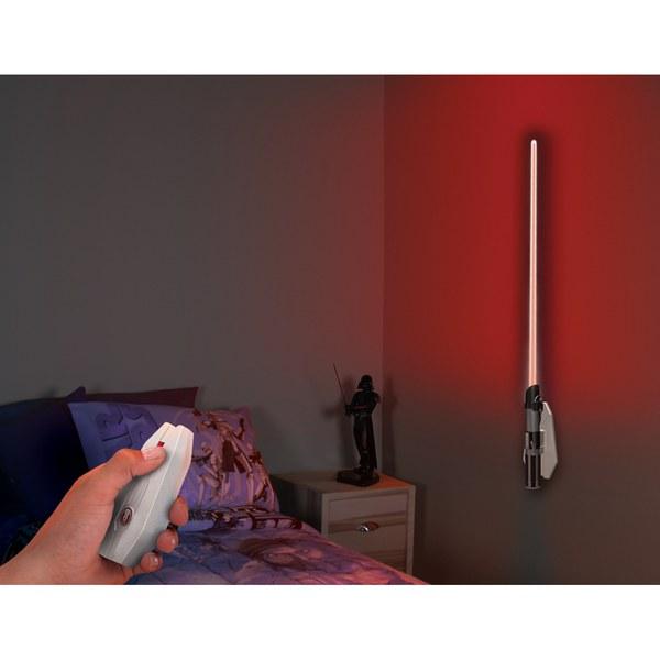 Star Wars Lightsaber Room Light Darth Vader Toys Zavvi