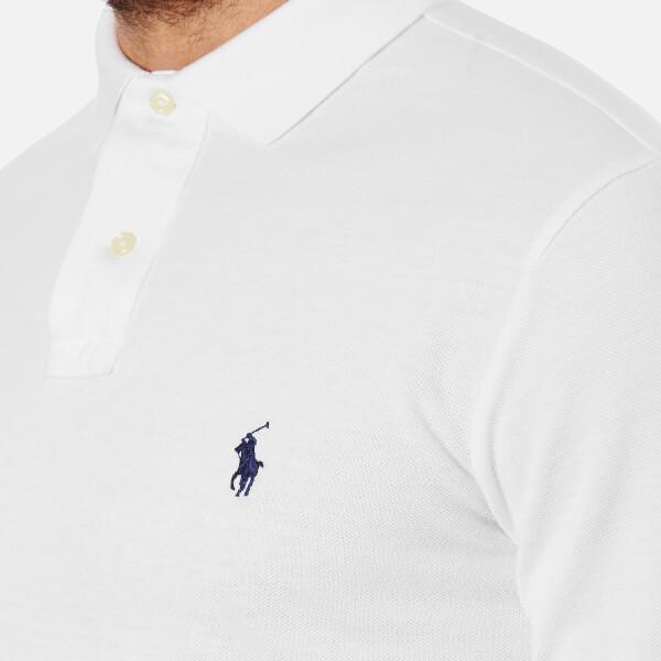 Polo Ralph Lauren Men 39 S Slim Fit Long Sleeved Polo Shirt
