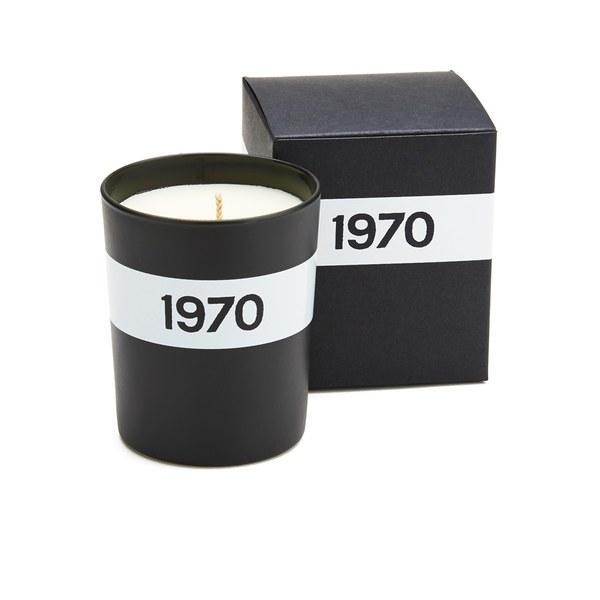 Bella Freud 1970 Candle - Black