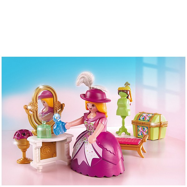 Playmobil Princesses Royal Dressing Room 5148 Toys