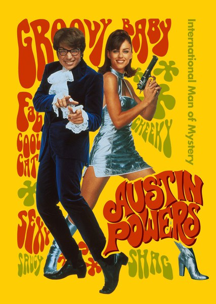 Austin Powers International Man Of Mystery Limited