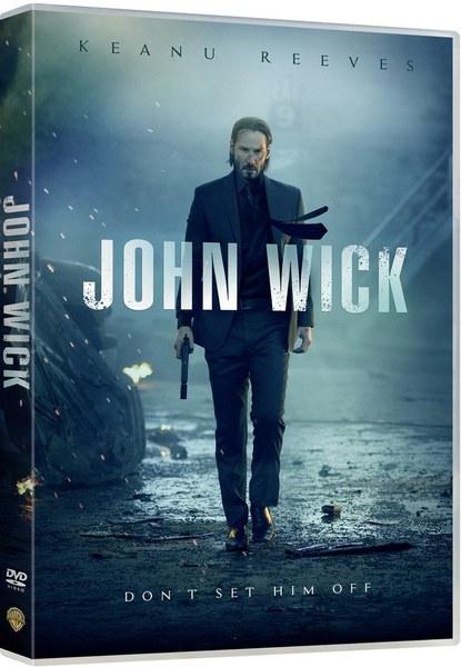 John Wick Dvd Zavvi