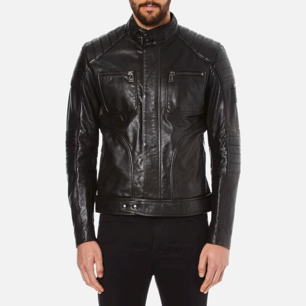 Belstaff Men's Weybridge Biker Jacket - Black