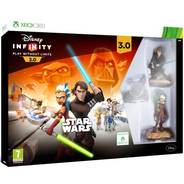 Cooking Games For Xbox 360 : Disney infinity star wars starter pack xbox