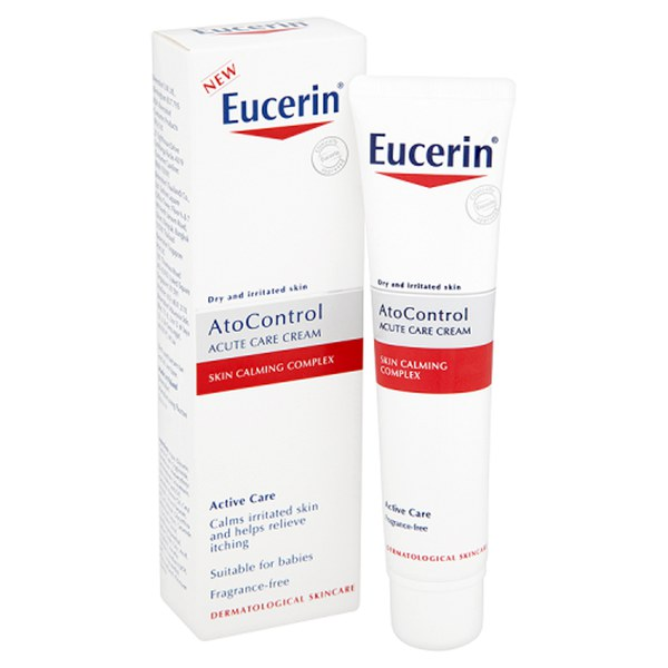 Eucerin® AtoControl Acute Care Cream (40ml)