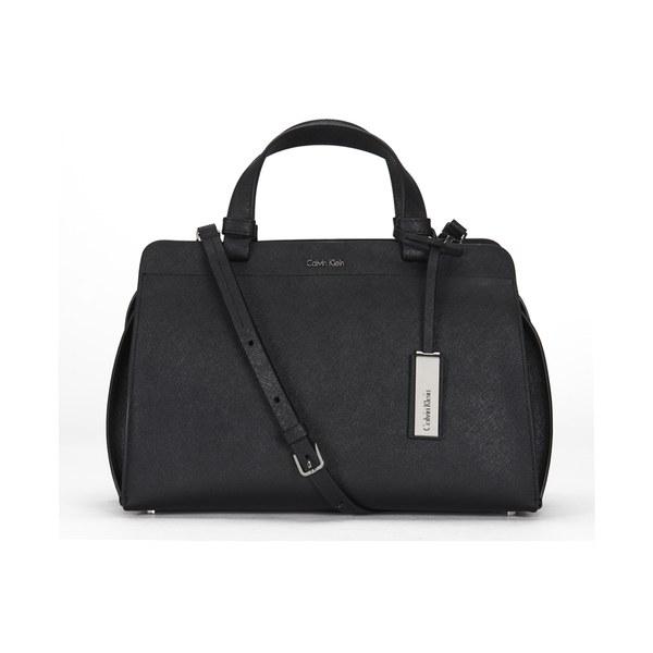 Calvin Klein Sofie Duffle Bag - Black