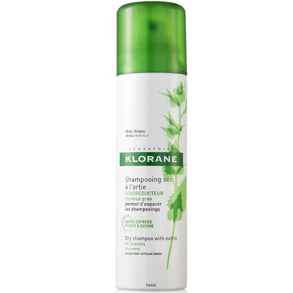 KLORANE Nettle Sebo-Regulating Dry Shampoo (150ml)