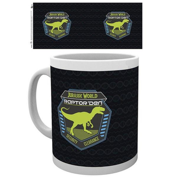 Jurassic World Raptors - Mug