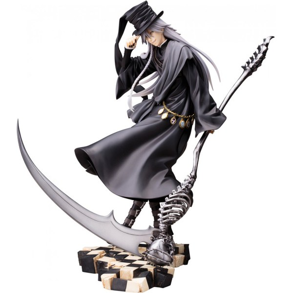 Kotobukiya Black Butler Book Of Circus Undertaker 1 8