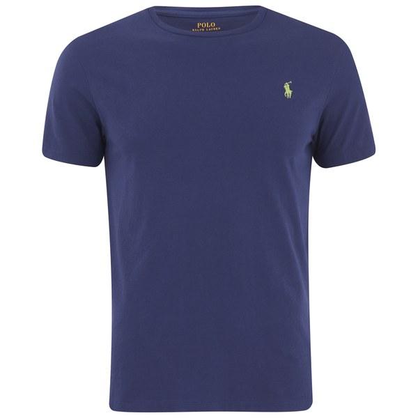 Polo Ralph Lauren Men's Short Sleeve Crew Neck T-Shirt - DP Ocean